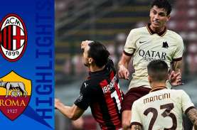 Hasil Liga Italia : Milan Akhirnya Kehilangan Poin,…