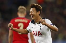 Hasil Liga Inggris, Gol Son Bawa Tottenham Menang…