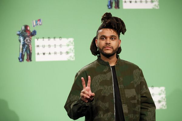 The Weeknd - Reuters