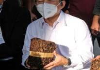 Tembakau Iris. Gabungan Perserikatan Pabrik Rokok Indonesia (GAPPRI) meramalkan volume produksi industri rokok sepanjang 2020 akan anjlok sekitar 30-40 persen secara tahunan. Artinya, produksi rokok pada tahun ini akan turun menjadi sekitar 232 miliar batang. /ANTARA