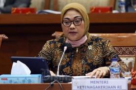 Menaker Ida Fauziyah: Upah Minimum 2021 Tidak Naik,…