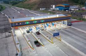 Tarif Rp1.111 Per Km, Tol Manado-Bitung Butuh Waktu…