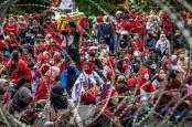Hari Ini! 15.000 Buruh se-Jawa Timur Demo Tolak Omnibus Law