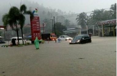 Banjir dan Longsor di Pangandaran Menelan Dua Korban Jiwa