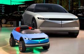 Hyundai Rilis Mobil Listrik Super Mungil, Mirip Mobil-mobilan