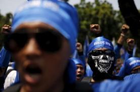 Upah Minimum 2021 Tidak Naik, KSPI Gelar Demo Nasional…