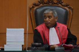 Kasus Surat Jalan Palsu Djoko Tjandra, Eksepsi Brigjen…