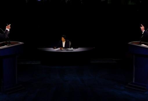 Para Taipan di Belakang Donald Trump dan Joe Biden