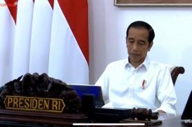 Jokowi Pastikan Keputusan Kenaikan Cukai Rokok Pekan…