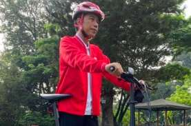 KPK Minta Istana Laporkan Penerimaan Gratifikasi Sepeda…