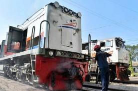 7.290 Tiket Kereta Api di Sumut Terjual pada Libur…