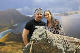 Jurassic Park di Labuan Bajo Dinilai Ancam Habitat…
