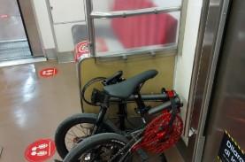 Tips Penting Membawa Sepeda Lipat Naik KRL Commuter…