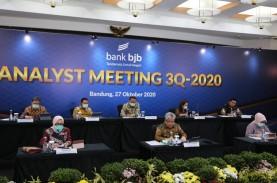 Bank BJB Raup Laba Bersih Rp1,2 Triliun