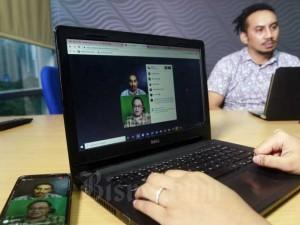 Bisnis Indonesia Gelar Diskusi Virtual Tentang Adaptasi Kebiasaan Baru, Menyikapi Libur Panjang di Tengah Pandemi