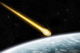 Meteor Lebih Terang dari Bulan Terlihat di Amerika…