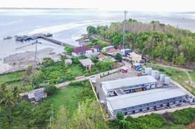 250 KK di Pulau Kangean Akhirnya Bisa Menikmati Listrik