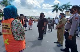 Beraktivitas Tanpa Masker, 93 Warga Bengkong Batam Terjaring Razia