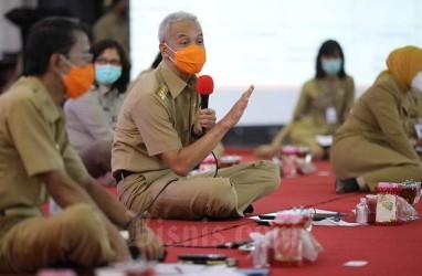 Sikap Gubernur Jateng Soal Upah Minimum Tak Naik