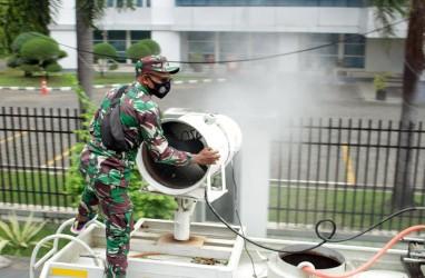 PROTOKOL KESEHATAN : Makassar Bentuk Satgas Covid-19