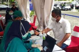 Rapat Badan Anggaran DPRD DKI, Protokol Kesehatan…