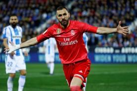 Hasil Liga Champions : 2 Gol Menit Akhir, Madrid Petik…