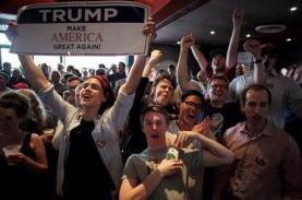 Pilpres AS 2020 Pecahkan Rekor, Pemilih Awal Capai…