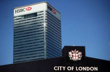 Per Oktober, 6.000 Karyawan HSBC Di-PHK. Targetnya 35.000