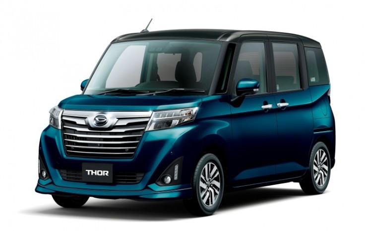 Daihatsu Thor tampil dengan sejumlah pembaruan pada September 2020. - Istimewa/Daihatsu