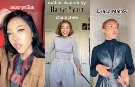 Tren TikTok Terbaru, Fashion Ala Harry Potter