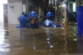 Curah Hujan di Bandung Tinggi, Waspadai Tanggul Jebol