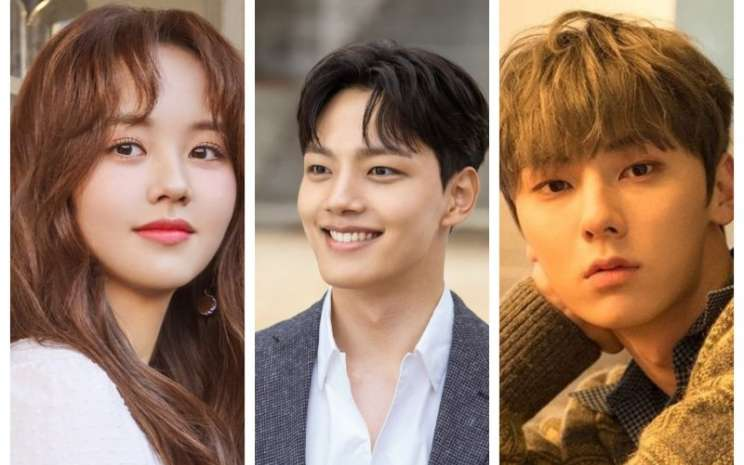 Pemeran drama korea yang belum pernah pacaran.