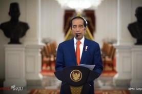 Pidato Sumpah Pemuda, Jokowi Singgung Persaingan Sengit…