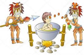 10 Contoh Bukti Sejarah Kanibalisme di Dunia