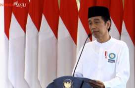 Tak Main-main, Begini Cara Jokowi Bangkitkan Industri Keuangan Syariah