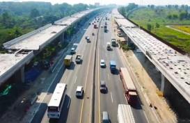 Kecelakaan Beruntun 5 Mobil, Tol Elevated Japek Sempat Macet