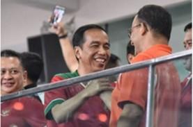 Demo Hari Ini, Saat Presiden Jokowi dan Anies Baswedan…