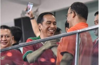 Demo Hari Ini, Saat Presiden Jokowi dan Anies Baswedan jadi Sasaran