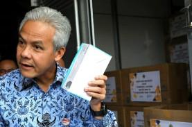Ganjar Pranowo Kian Moncer di Bursa Capres, Politisi…