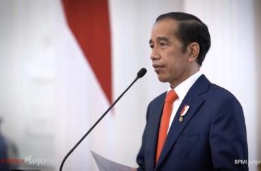Merger Bank Syariah BUMN, Jokowi: Bangunkan Raksasa Tidur