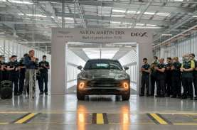 Beri Akses Teknologi, Mercedes Benz Dapat Saham Aston…