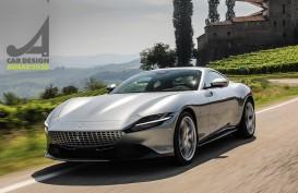 Ferrari Roma Sabet Car Design Award Majalah Auto & Design