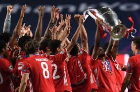 Tuntaskan Matchday Kedua, Ini Klasemen Liga Champions…