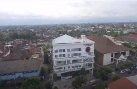 Penampakan Kantor PDIP Berlantai 5 di Yogyakarta Dipersembahkan untuk Megawati
