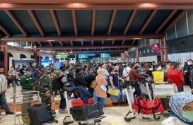 Libur Panjang, Penumpang di Soekarno-Hatta Pecah Rekor