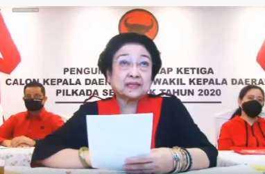 Elektabilitas Ganjar Tinggi, PDIP: Capres 2024 di Tangan Megawati