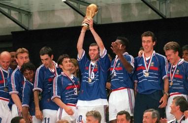 Presiden Prancis Hina Islam, Lupa Sejarah Piala Dunia & Euro