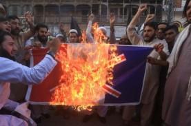 Konsulat Prancis di Jeddah, Arab Saudi, Diserang Pria…