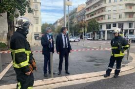 Buntut Serangan di Nice, Prancis Tetapkan Status Keamanan…