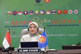 Jadi Ketua Forum Asean Ketenagakerjaan, Ida Fauziyah…